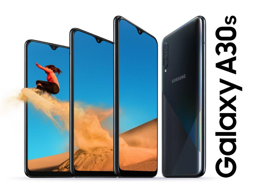 Samsung เปิดตัว Galaxy A30s และ Galaxy A50s ที่ปรับโฉมดีไซน์ตัวเครื่องใหม่ พร้อมกล้องหลัง 3 ตัว