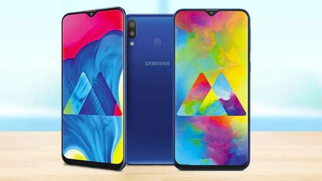 Samsung Galaxy M20s จะมีขนาดแบตเตอรี่ถึง 6,000 mAh