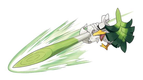 เปิดตัว Sirfetch'd ใน Pokemon Sword and Shield พร้อมรายละเอียด