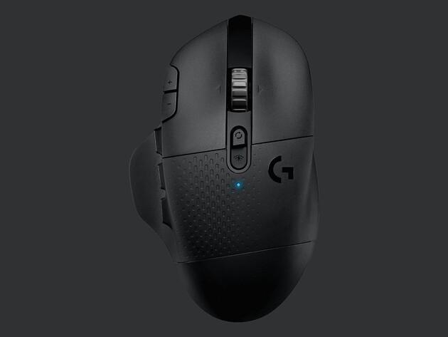 Logitech G LIGHTSPEED Series Gaming Gear ไร้สายความเร็วแสง สำหรับมือโปรโดยเฉพาะ