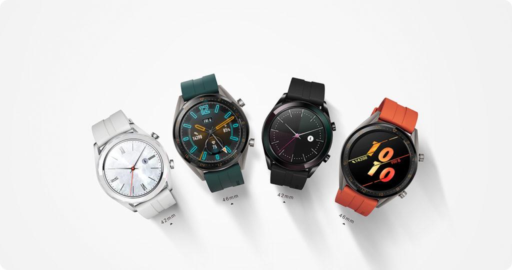แรงดีต้องยกให้ Huawei Watch GT2 เดือนกว่าก็ขายได้เป็นล้านเรือน