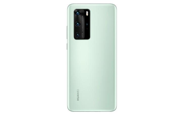 Huawei P40 Pro เปิดตัวสีเขียวมิ้นท์ใหม่ในซี่รี่ย์ P40 Pro