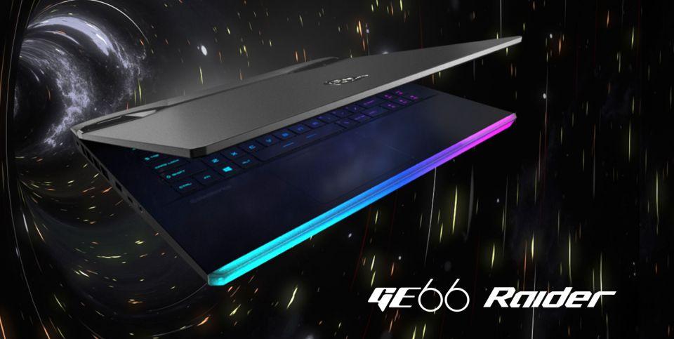 งานดีหาที่ติยาก MSI GE66 Raider ที่สุดแห่ง Gaming Notebook ในปี 2020 ต้องยกให้เขาเลย