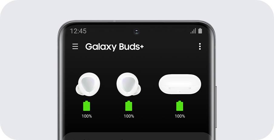 Samsung Galaxy Buds+ คู่หู Galaxy S20 Series ที่ตอบสนองเรื่องเสียงได้ครบทุกมิติ
