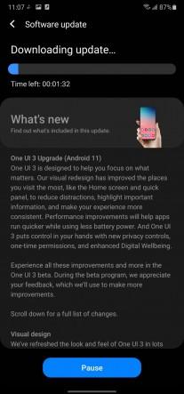 Samsung Galaxy Note20 ในสหรัฐอเมริกาได้รับการอัปเดต One UI 3.0 beta เป็นที่เรียบร้อยแล้ว